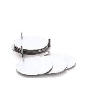 Tea Coasters (ᅠ6 Pcs Pack )